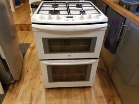 Zanussi White Slot-in Cooker 600 wide