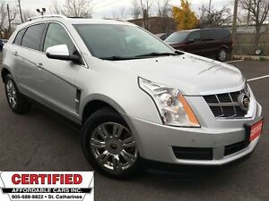 2011 Cadillac SRX 3.0 Luxury ** AWD, REMOTE START, HTD LEATH **