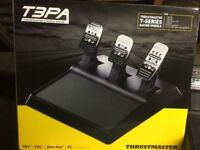 Thrustmaster T3PA Racing Pedals - for TX Ecosystem (Xbox 360, Xbox One, PS3, PS4, PC)