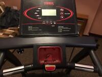 York fitness motorised treadmill