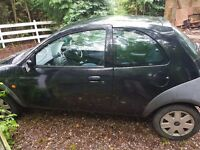 Ford KA 55 plate MOT till end of Aug