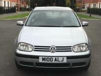 VW GOLF 1.4 MATCH MANUAL PETROL 5 DOORS 👉 PRIVATE NUMBER PLATE👈