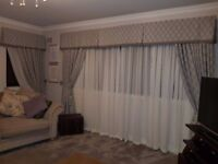 Bespoke Elegant Prestigous Curtains