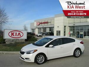 2015 Kia Forte LX+ **HEATED FRONT SEATS/ CRUISE/ AIR CONDITIONIN