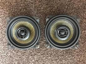 Inphase 4 inch speakers - 160 watts