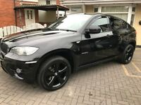 BMW X6 3.0 diesel! 1 OWNER CAR FROM NEW! 5 SEATER! 82k! fsh! Not X5 q7