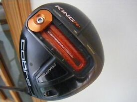 KING COBRA F6 + DRIVER. AS NEW ONLY PURCHASED January 2017 + ADJUSTER KEY: SOCK. £299 New.