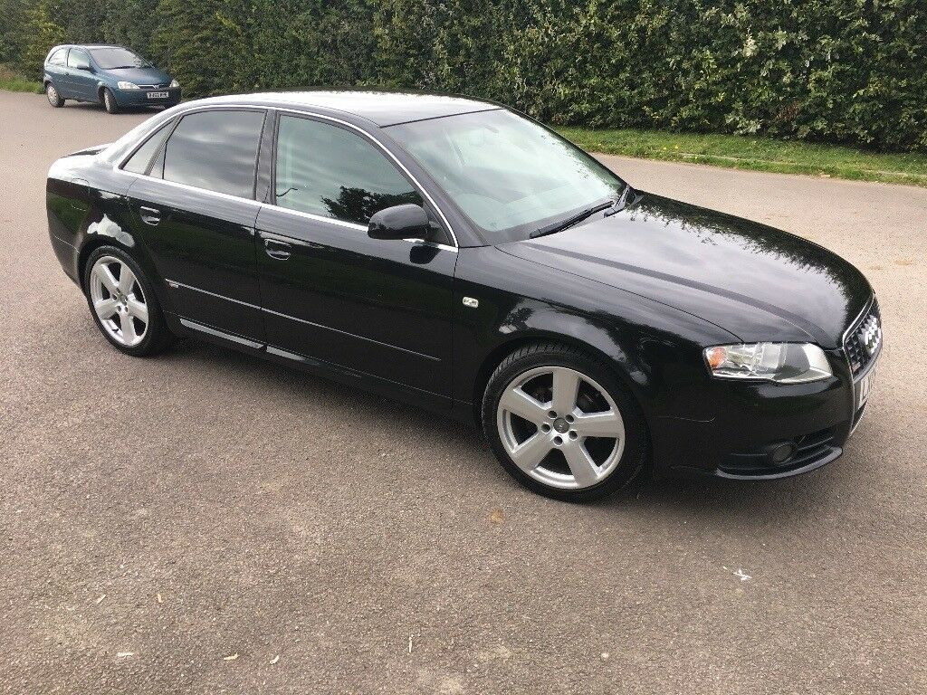 audi a4 s line tdi 140 2006 in stonehouse gloucestershire gumtree. Black Bedroom Furniture Sets. Home Design Ideas