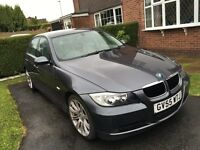 Bmw 5 door full service, taxed, leather seat, air con oni selling due to having baby Num 4