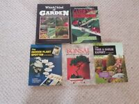 Selection of 5 Gardening Books