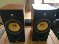 Bowers and Wilkins B&W 602 D3