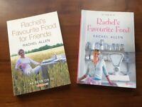 Rachel Allen cookbooks x2