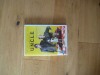 The Man From Uncle DVD (2015) (Cash Only/Buyer Collects)