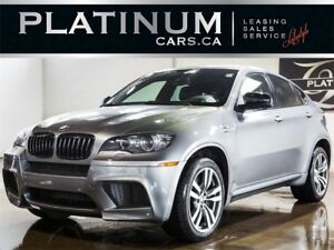 2010 BMW X6 M 555HP, NAVI, HEADS U