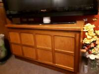 Nathan furniture TV unit