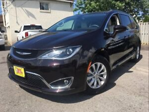 2017 Chrysler Pacifica Touring-L HTD LEATHER ALLOYS  STOWNGO