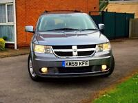 DODGE JOURNEY SXT CRD AUTO DIESEL 2009