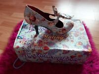 Selection of Irregular choice shoes and some others