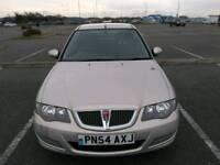 Rover 45 Club SE 1.4l 12 Months MOT
