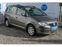 VOLKSWAGEN TOURAN Can't get finance? Bad credit? Unemployed? We can Help!