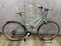 "Unisex hybrid bike POULIDOR FF-ROAD Wheels 28""/700c Frame 18,5"""