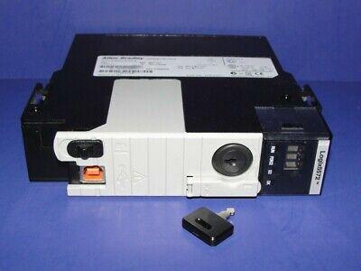 Allen Bradley 1756-l72 Series B Processor Controllogix