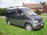 MAZDA BONGO 1998 2.5 V6 PETROL CAMPER