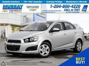 2016 Chevrolet Sonic LT Auto *Heated Seats, Remote Start*
