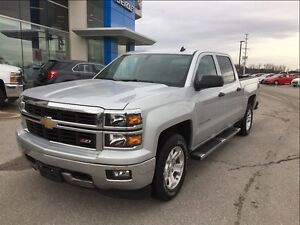 2014 Chevrolet Silverado 1500 2LT - True North - 18 Wheels