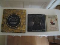 Game of Thrones Book Set - New