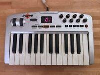 M-Audio Oxygen 8 v2 25-Key USB MIDI Controller