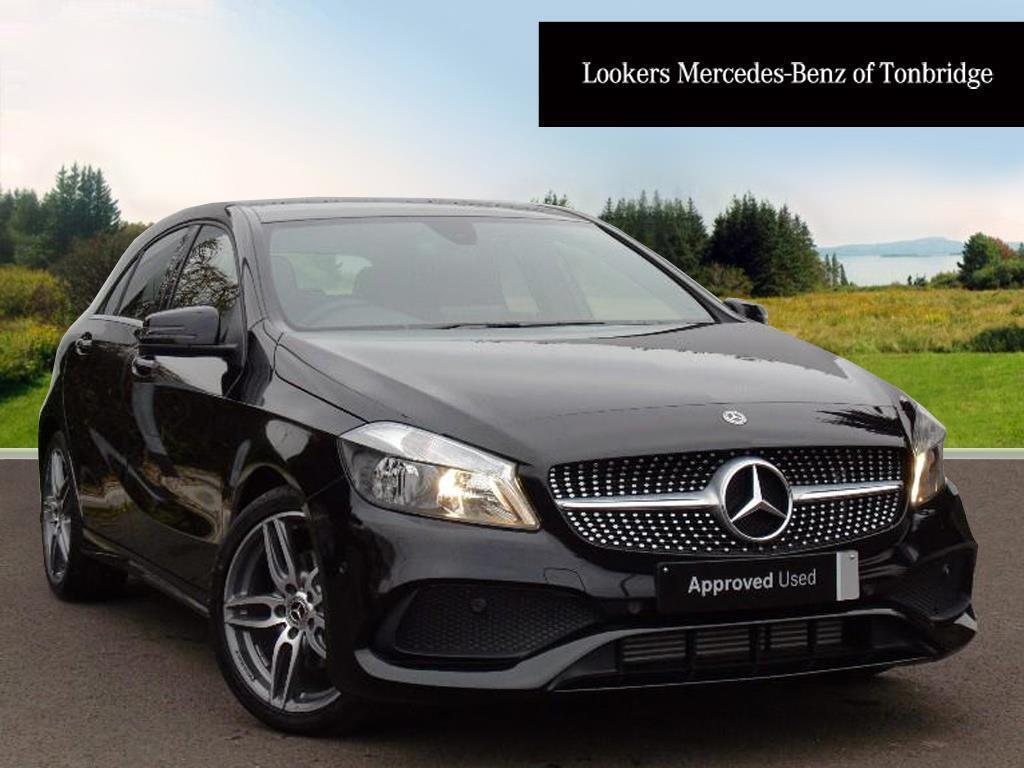 mercedes benz a class a 200 amg line executive black 2017 09 29 in tonbridge kent gumtree. Black Bedroom Furniture Sets. Home Design Ideas