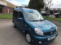 2007 Renault kangoo 1.5 dci New 12 month MOT/3 months parts and labour warranty