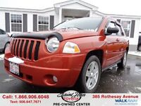 2010 Jeep Compass Sport/North $115.43 BI WEEKLY!!!