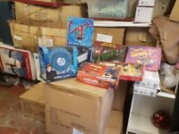 Assorted board games x 7