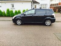 Diesel 2008 Toyota Verso 2.2 D4D SR 7 SEAT..years MOT..No Advisory...Low Miles 8 Service Stamp £3995