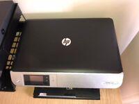 WIRELESS HP ENVY 5532 - Multi-functional Printer / Scanner / Copy / Photo / Web