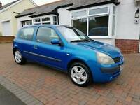 Clio 2004 dynamic mot nov 2017
