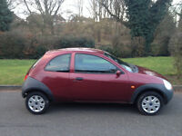 FORD KA 1.3 2004 MOT 6 MONTHS-VERY CLEAN RELIABLE KA-IDEAL FOR A LEARNER DRIVER-WE CAN DELIVER TO U