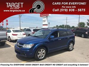 2010 Dodge Journey R/T Low Kms Very Clean !!!!! London Ontario image 1