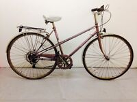 Road Bike Raleigh 10 speed, serviced warranty, Ideal for Commuting