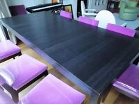 Beautiful Dining Room Table - Excellent Condition