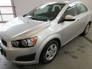 2013 Chevrolet Sonic LT! Auto AIR! FUEL FRIENDLY!