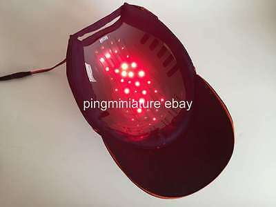 LLLT Laser Cap Hair Regrow Laser Helmet 70 Diodes Hair Loss Free Shipping!