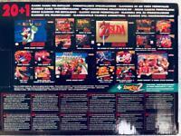 Nintendo SNES CLASSIC MINI ** New & Sealed **