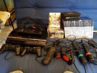 60gb PS3 plus games & accessories