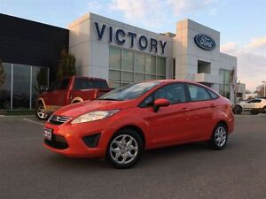 2013 Ford Fiesta SE One Owner, Accident Free, Automatic, Bluetoo Windsor Region Ontario image 1