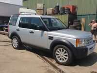 LAND ROVER DISCOVERY 3 TDV6 DIESEL 7SEATER
