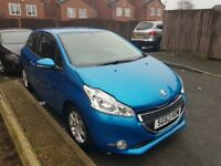 PEUGOET 208 1.2 FULL SERVICE HISTORY FULLY LOADED 1 OWNER FROM NEW £3000 ONO CHEERS
