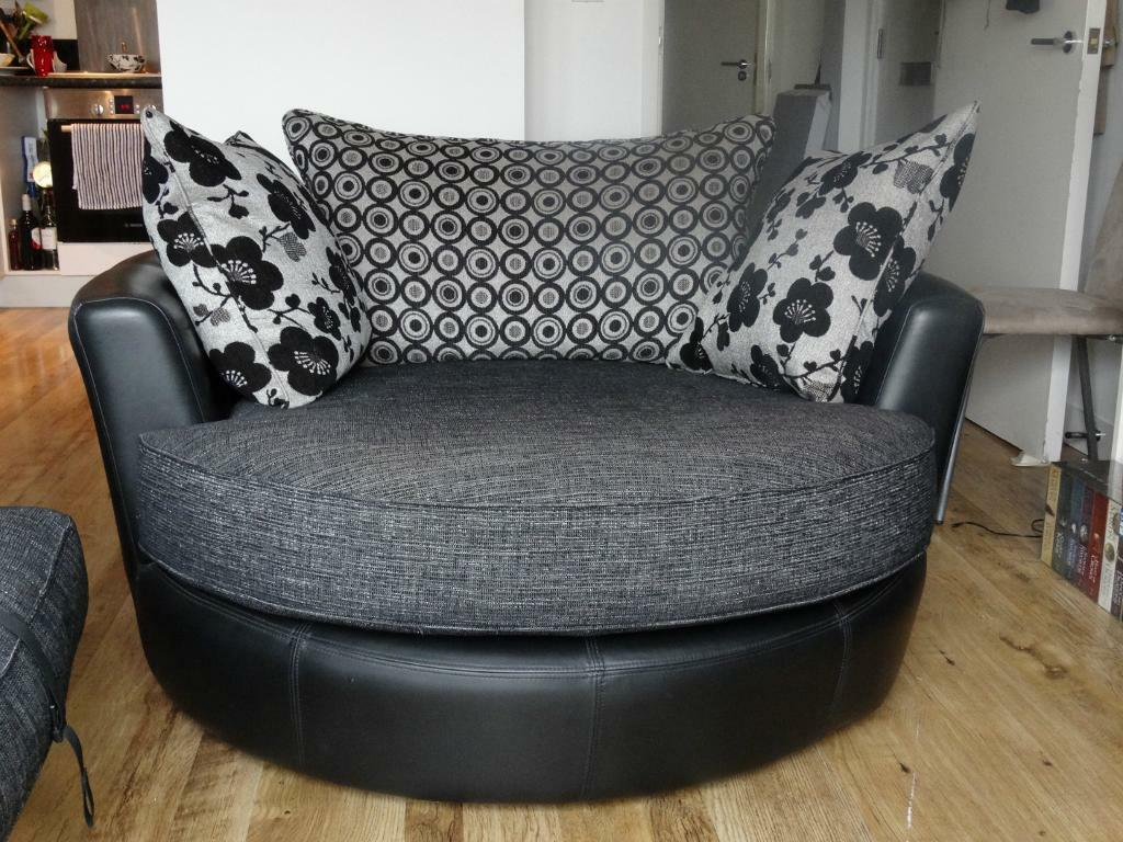 Gray Oversized Swivel Chair Search Results Dunia Pictures